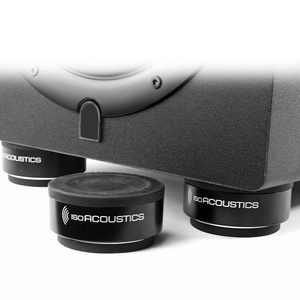 IsoAcoustics ISO Puck Studio Monitor Isolation Pads (Pair)