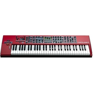 Nord Wave 2 61-Key 4-Part Performance Synthesiser w/ Aftertouch