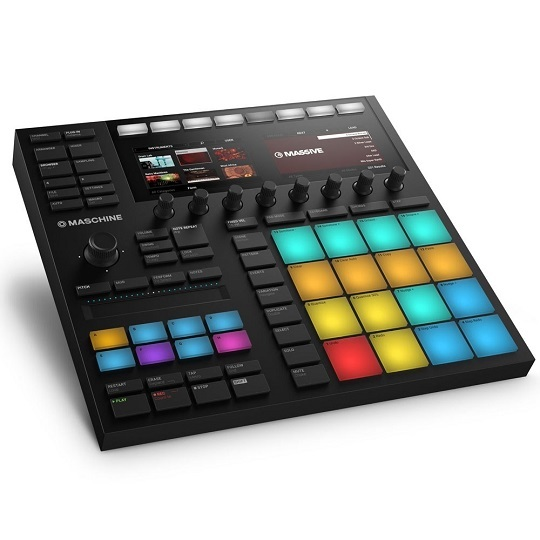 Native Instruments Maschine Mk3 Production & Performance System