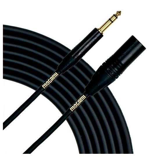Mogami Gold TRS-XLRM 06 - Balanced Patch Cable, 6ft