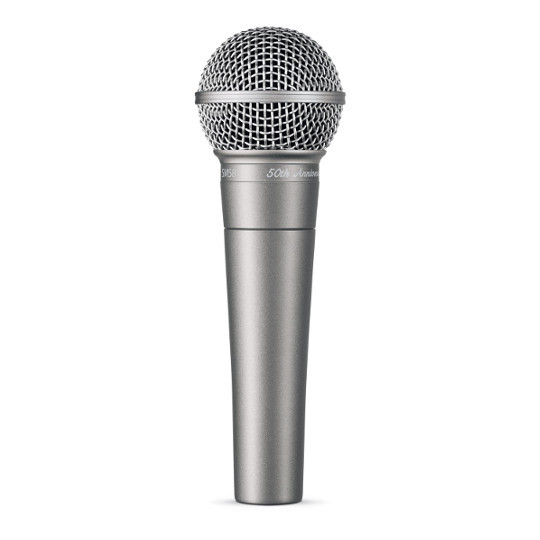 SHURE SM58-50A Handheld Dynamic Microphone