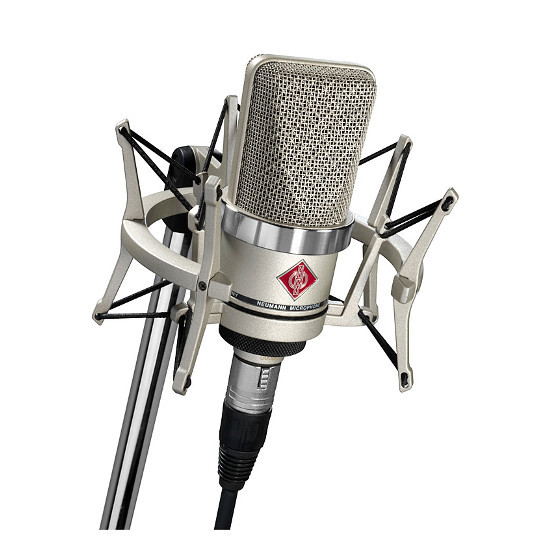 NEUMANN TLM 102 Studio Set (Nickel)