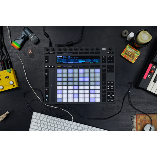 Ableton Push 2 with Live 10 Suite Upgrade Bundle