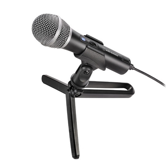 Audio Technica ATR2100x-USB Cardioid Dynamic USB/XLR Microphone