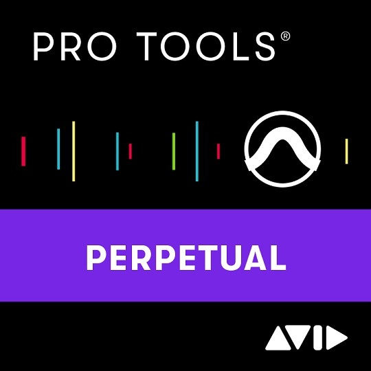 AVID Pro Tools Software NEW Perpetual Licence