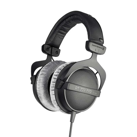 BEYERDYNAMIC DT 770 Pro (80 OHM) Closed Back Headphones