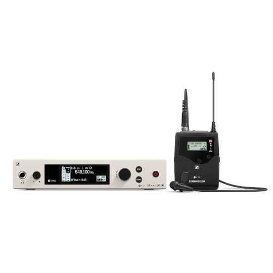 Sennheiser EW 300 G4-ME2-RC Wireless Lavalier Set (Frequency Band B)