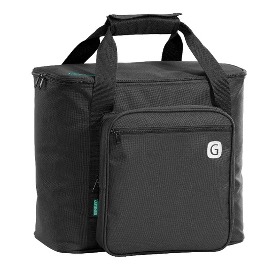 Genelec 423 Soft Carrying Bag for 2x 8X4X Studio Monitors (Black)