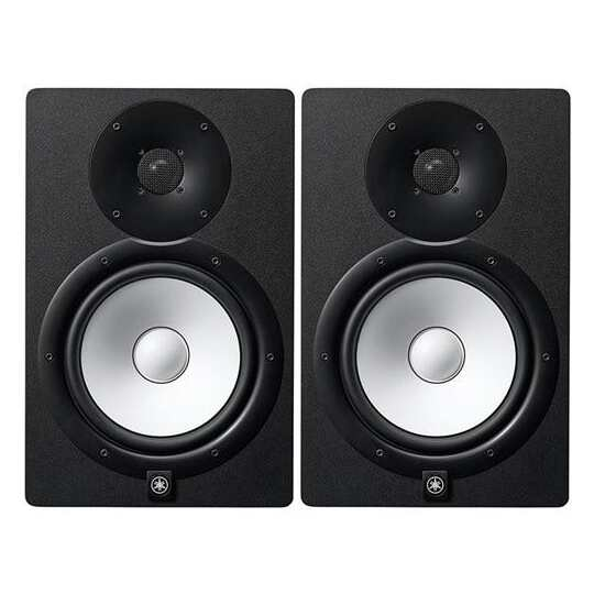 "Pair of Yamaha HS8 8"" Active Studio Monitors"