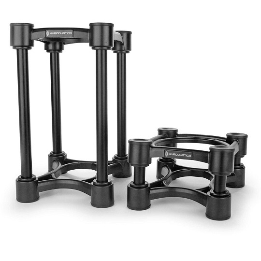 IsoAcoustics ISO-130 MK2 Studio Monitor Isolation Stands - Small (Pair)