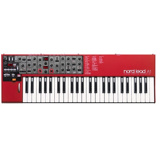 Nord Lead A1 Analogue Modelling Synthesizer