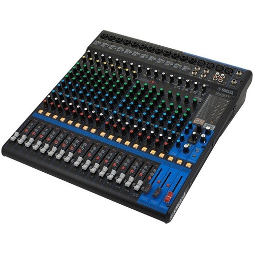 Yamaha MG20XU Mixer with USB and FX