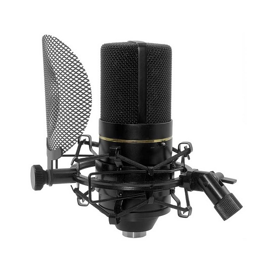 MXL 770X Multi-Pattern Condenser Microphone Package