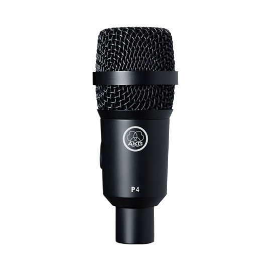 AKG Perception P4 Cardiod Dynamic Instrument Microphone