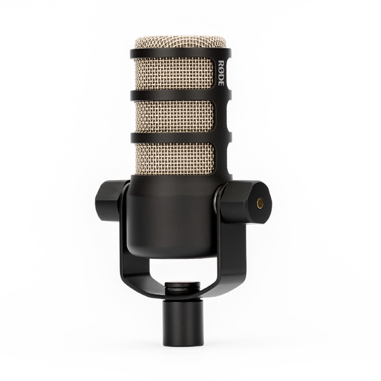 Rode PodMic Dynamic Broadcast-Grade Podcasting Microphone