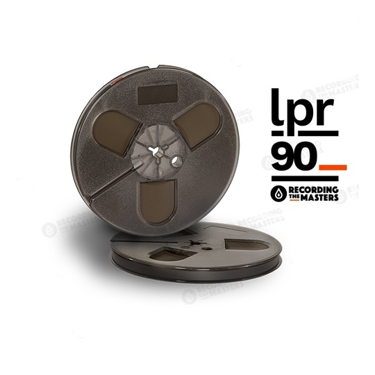 RTM LPR90 - R38511 - 1/4in, 7 in Plastic reel, Trident, hinged box, 1800ft