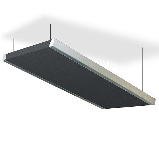 "Primacoustic Stratus Studio Ceiling Cloud 24""x48""x2"" (Black)"