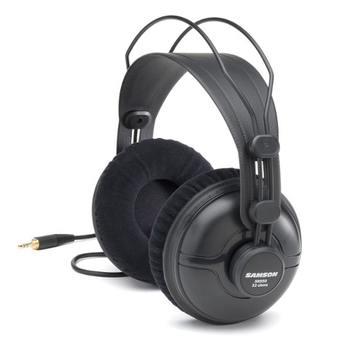 SAMSON SR950 Closed Back Studio Headphones