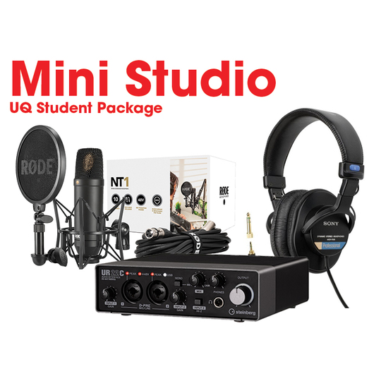 UQ Student Pack - Mini Studio