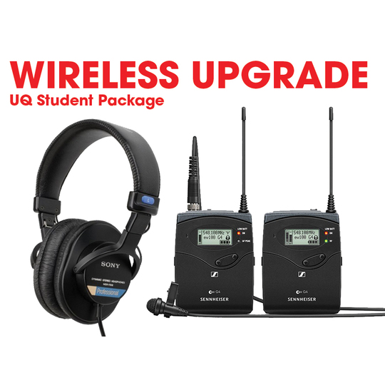 UQ Student pack - WIRELESS UPGRADE