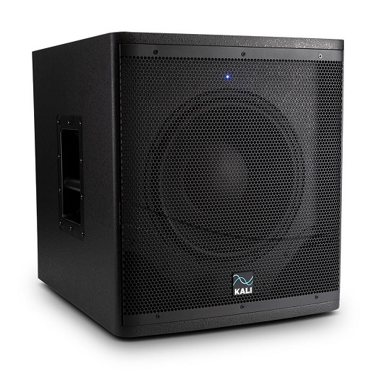 Kali Audio WS-12 1000 Watt 12 Inch Subwoofer for Studio and Stage